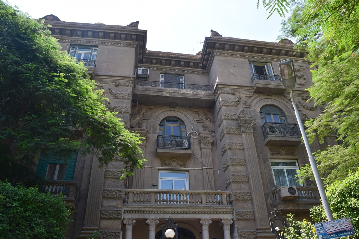 Crosscommunicationcairo Featured Articles Garden City A Hidden Historical Treasure In The