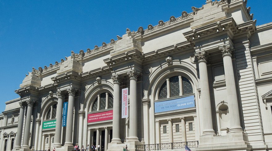 Egypt 39 s middle kingdom transformed in new york exhibit for Metopolitan museum of art