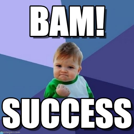 Success Kid Meme Funny : What to love about your business competitors