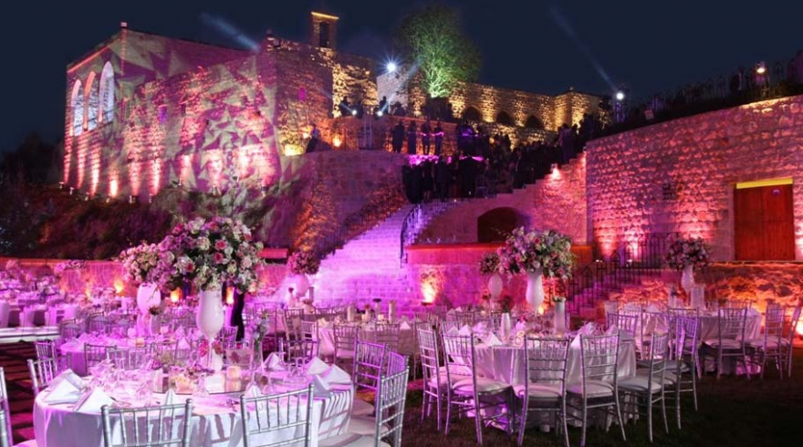 8 Beautiful Wedding Venues For Lovebirds In Lebanon
