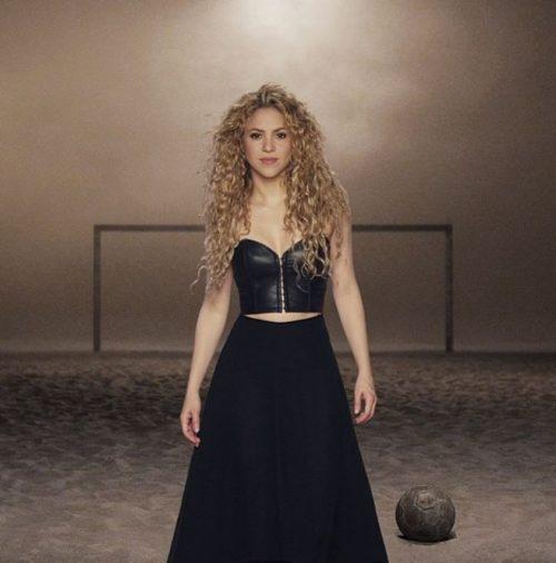 7 Arab ladies will get... Shakira Instagram