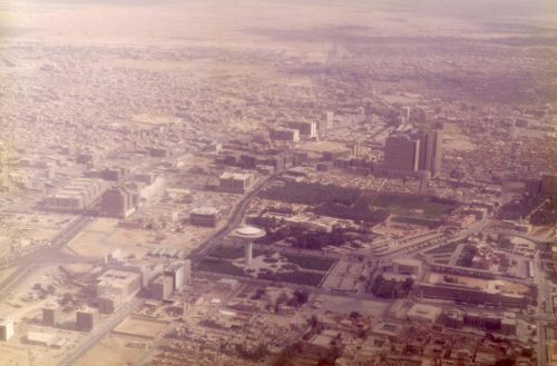 Some Memories of Riyadh from 1990's